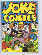 Joke Comics 19 Bell Features Canadian Edition Black And White