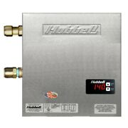 Hubbell Commercial Tankless Electric Water Heater - Wall Mount -andnbspmodel Hx048-6t4