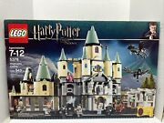 New 2007 Lego Harry Potter Hogwarts Castle 5378 Sealed See Pics Some Box Wear