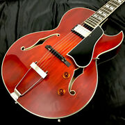 Eastman Ar 175ce Antique Red Electric Guitar