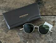 Oliver Peoples The Row Sunglasses Board Meeting Glasses