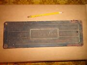 Chevy Ultra Van Step Mat - Corvair Chevrolet 1960and039s 1970and039s