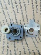 Chrysler Force Water Pump Housing With Impeller Plate 46-fk475060 Fa474060