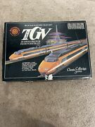 Bachmann French High Speed Tgv French Passenger N Scale Electric Train No Track