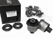 K-tuned Replacement Rear Trailing Arm Harden Rubber Bushings For 06-15 Civic