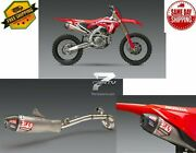 Yoshimura Offroad Exhaust Rs-12 Full System Crf450r 2021