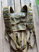 Russian Sso Spring Palma Camouflage Molle Smersh Suspenders