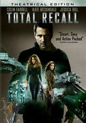 Sony Pictures Home Ent D40960d Total Recall 2012/dvd/dol Dig 5.1/ws 2.40/eng...