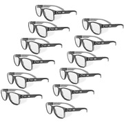 Magid Y50bkafc15 Iconic Y50 Design Series Safety Glasses With Side Shields   Ans