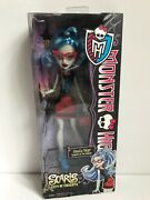 Mattel Monster High Ghoulia Yelps Doll Scaris City Of Frights New In Box