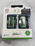 Powera Play And Charge Kit For Microsoft Xbox Series X/s Xbox One 2 Pack