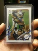 2021 Topps Series 2 Corey Seager Sp Photo Variation 450 - Dodgers