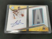 2018-19 Opulence Ayton Rookie Patch Auto Rpa Nameplate 1/5 Rank 1 Rc🔥📈ssp 1/1