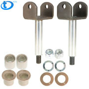 2x King Pin Repare Kit Fit For Club Car Ds Golf Cart 1981-up 1016386