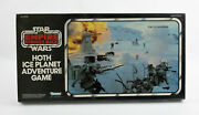 Sealed Star Wars Hoth Ice Planet Adventure Board Game 1981 Kenner Esb Nos