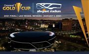 Concacaf Gold Cup Final Sunday August 1 2021