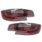 Clear Lens Euro Led Taillights For 07 08 09 10 11 12 13 Bmw E92 2dr Coupe