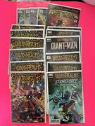 The War Of The Realms 1 2 3 4 5 6 Lot Of 17 Books Nm War Avengers Omega Xmen ++