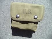 Ww2 Usmc Army M2 Jungle First Aid Kit And Contents J A Shoe 1944 Superb
