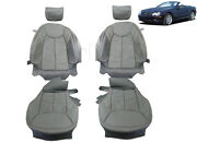 Mercedes W230 Sl500 Sl550 Sl600 Leather Replacement Seat Covers 2003-2008