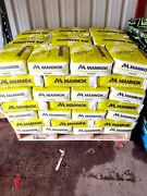 1 Pallet Of / 1 Tonne 40x25kg Mannok Cement This Weekend Special Offer Only