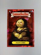 Garbage Pail Kids Phony Lisa 67a Red Gpk Os2 2020 Topps Sapphire 1/5 Mona