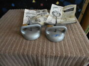 Vintage 2 Sommer And Maca Glass Machinery Co ''super-grip'' Vacuum Cup Holders