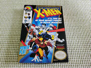 The Uncanny X-men - Nintendo Nes - Authentic - Box Only - Oval Seal
