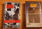 Elvis Presley If Every Day Was Like Christmas And Moody Blue Cassettes