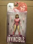Invincible Atom Eve Mcfarlane Action Figure Toy Statue Image Skybound