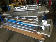 1 Aluminum Plate With Cast Base For Tooling/fixture Base/pallet/shipping Skid