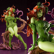 Kotobukiya Dc Comic Poison Lvy Action Figures 1/7th Limited Hot Toy New In Stock