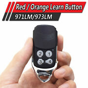 5x Garage Door Remote Opener For Liftmaster 971lm Red Button - Security+ 390 Mhz