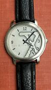Vintage Fossil X-files Limited Edition Quartz Watch Number 00899/10,000 Ca.1998