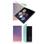 Fish Scale Magnetic Empty Makeup Palette For Eyeshadow Lipstick Blush Powder