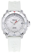 Alpina - Seastrong Diver Comtesse Watch White