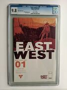 East Of West 1 Ghost Variant Cgc 9.8 Image 2013