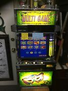 Igt Game King Video Poker Slots Multi Game Slot Machine Touch Screen Working