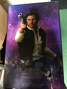Movie Masterpiece Hot Toy Star Wars Han Solo Mms 261