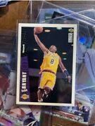 1996-97 Upper Deck Collector's Choice Kobe Bryant Rookie 267 Nba La Lakers Card