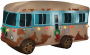 National Lampoon's Christmas Vacation Inflatable Cousin Eddie Camper Rv Scene