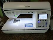 Brother Nq1300prw Sewing And Quilting Machine