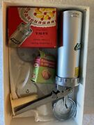 Sawa, Vintage Cake And Cookie Decorating Frosting Press, Antique Kitchen