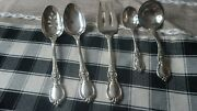 Rare Vnt Silverplate St. Michele By Towle Flatware Pieces Excellent Condition