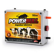 Electric Fence Charger 50mile Livestock Energizer