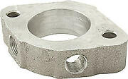 Brodix Chevy V8 Aluminum 1 In Thick Water Neck Spacer P/n Mswt-4wt