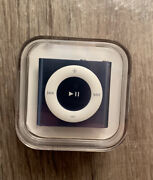 Apple Ipod Shuffle 4th Generation 2gb Blue New And Sealed