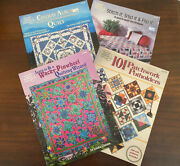American School Of Needlework Book Lot 101 Patchwork Potholders Quilts Crafts