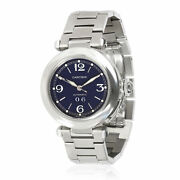 Pasha C W31047m7 Unisex Watch In Stainless Steel