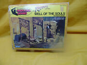 Vintage Kenner 1982 Indiana Jones Well Of Souls Playset W/ Box